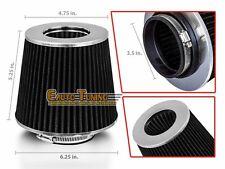 "3.5"" Cold Air Intake Filter  BLACK For B2200/B2300/B2500/B2600/B3000/B4000"