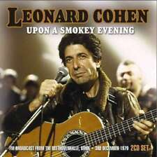 Leonard Cohen - Upon A Smokey Evening (2cd) NEW 2 x CD