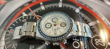 OROLOGIO CRONOGRAFO VETTA AUTOMATIC CHRONOGRAPH WATCH REF. 1107.50 LEMANIA 5100