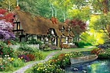 APPLEONE Jigsaw Puzzle 1000-761 Dominic Davison Country House (1000 Pieces)