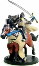D&D Miniature -  MOUNTED PALADIN  #6   (Angelfire Series - RARE with CARD!!)