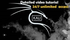 KALI LINUX COMPLETE TRAINING PROGRAM FROM SCRATCH VIDEO TUTORIAL
