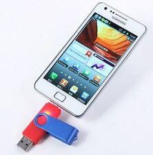 Memoria para Móvil y Tablet Pendrive Dual 16GB descarga rápido tu móvil de memo