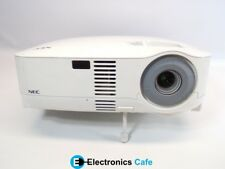 NEC VT580 600:1 Contrast 2,000 Lumens LCD Video Projector *No Lamp/Remote*