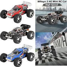 Wltoys 1/43 RC Car 2.4G Mini 20km/H Remote Control Truck Gift Toys Kids Boy X5Z7