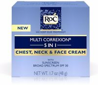 Roc Multi Correxion 5 In 1 Chest, Neck - Face Cream With SPF 30 1.7 oz