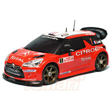 Garage Hiro Aero Parts Ver.1 White Kyosho Mini-Z Citroen DS3 WRC 2011 RC #GHA002