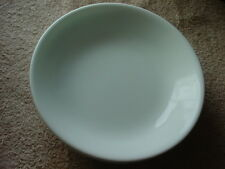 CORELLE WINTER FROST WHITE PASTA / SOUP BOWLS 20oz GENTLY USED x4 FREE USA SHIP
