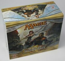 Scars of Mirrodin Fatpack 8 Boosters, Land Pack, Special Edition Spindown D20 ++