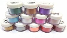 PROFESSIONAL 12 PCS BOX THIN BODY GLITTER POWDER SHIMMER DUST FOR BEAUTY QUEEN