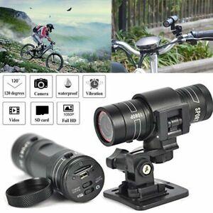HD 1080P Action Sport Camera Bike Motorcycle Waterproof Video Helmet Recorder