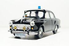 Hindustan Ambassador (1980) Police of India DeAgostini Scale 1 43 Diacast car