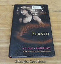 Burned by P.C. Cast & Kristin Cast ~ House of Night: Book 7 ~ Hardcover