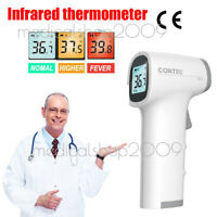 CE approved Digital Forehead Fever Thermometer Non-Contact Baby Adult Body