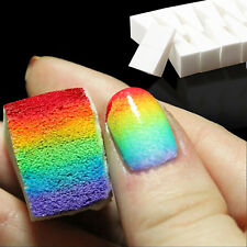 8 Pieces/lot Nail Art Accessories Sponge Stamping Polish Transfer Manicures Tool