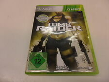 XBox 360  Tomb Raider: Underworld