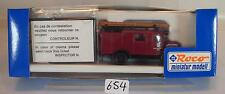 Roco 1/87 No.1681 Mercedes LF 8 Feuerwehr Löschfahrzeug OVP #654