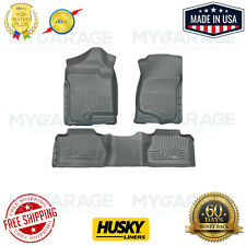 Husky Liners 98212 Weather For 07-13 Chevy Silverado/GMC Sierra Extended Cab