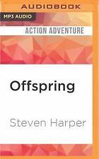Silent Empire: Offspring 4 by Steven Harper (2016, MP3 CD, Unabridged)