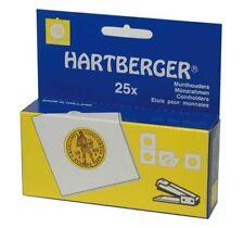 Lindner 8331175 HARTBERGER®-Münzrähmchen-1000er-Packung