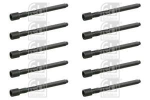 10x Cylinder Head Bolts Set for VW BORA 1.8 98-05 AGN AGU AUQ Petrol Febi
