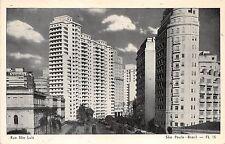 BR62441 rua sao luiz sao paulo brasil  real photo