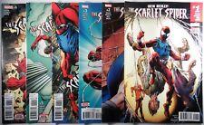 BEN REILLY The SCARLET SPIDER (6) comic run #1 2 3 4 5 6 Marvel 1st print set