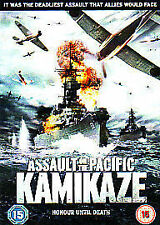 ASSAULT ON THE PACIFIC - KAMIKAZE UK REGION 2 DVD