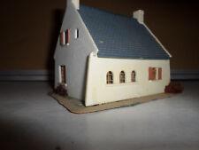 maquette 972 échelle ho jouef maison