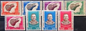 PARAGUAY 1963 1233-40 Erobertung Weltall Space Exploration Cooper Astronaut MNH