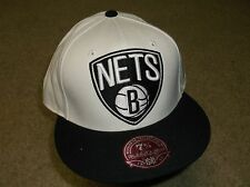 Brooklyn Nets Mitchell & Ness Fitted Hat - Size 7 3/4 nwt Free Shipping