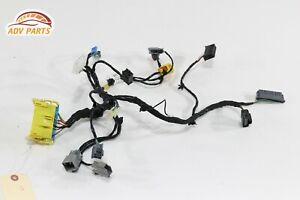 DODGE DURANGO FRONT LEFT SEAT LOWER TRACK FRAME WIRE WIRING HARNESS OEM 14-16 ✔️