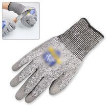 Protective Waterproof Work Gloves Elastic Cut Proof Stab Wire Skid Resistant