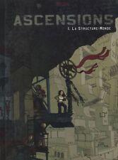 BD occasion Ascensions La structure- Monde Cycliste (Le)