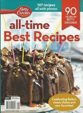 Betty Crocker Best Recipes magazine Cakes Pies Cheesecakes Cookies Appetizers