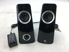 Logitech Z320 Wired Compact Speaker System Multimedia Computer Desktop Speakers