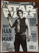 Star Wars Insider (2011) #127 - Official Magazine - Han Solo Cover - Rare