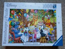 New & Sealed Disney Winnie the Pooh Collectors Jigsaw Puzzle 1000 Ravensburger