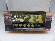 Ixo Altaya 1/43 TANK  Geschutzwagen Tiger K72 (Sf) Germany 1945 Neuf/Boite