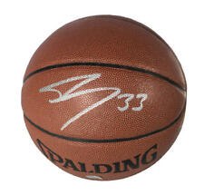 Shaquille O Neal Signed Spalding Basketball PSA DNA d307b0f12