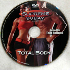 SUPREME 90 DAY WORKOUT - Total Body - DVD - Shot In HD DISC ONLY #C238