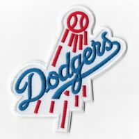 Los Angeles Dodgers I iron on patch embroidered patches applique