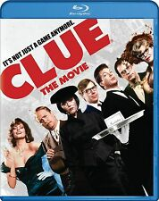 Blu Ray CLUE the movie. Tim Curry comedy (1995). Region free. New sealed.