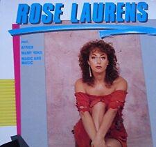 """Rose Laurens Africa (1983) [Maxi 12""""]"""