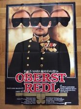 Oberst Redl (A0-Kinoplakat '85) - Klaus Maria Brandauer / Jan Niklas