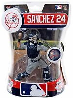 Gary Sanchez New York Yankees Imports Dragon MLB Baseball Action Figure 6""