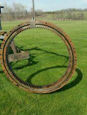 """Kobelco Slew Ring ~  902 010  YN40F00026F ~ Measures: 51-1/2"""" x 43-1/2"""" x 4-1/4"""""""