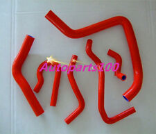 Red silicone radiator hose kit for HONDA CIVIC Type R DC2 EK4 EK9 B16A B16B