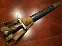 OLD M1832 Pre Civil War Foot Artillery Sword, dated 1832