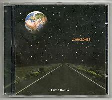 LUCIO DALLA Canciones CD CANTATO IN SPAGNOLO CD STAMPA SPAGNOLA MOLTO RARO 1996